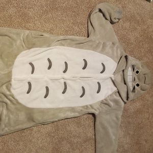 Other - totoro body suit